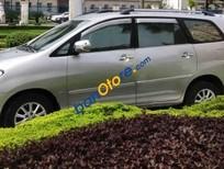 Bán Toyota Innova 2.0G đời 2008, màu bạc chính chủ