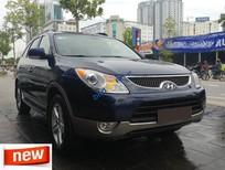Cần bán Hyundai Veracruz đời 2008, màu xanh lam