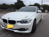Cần bán xe BMW 3 Series 320i đời 2014, màu trắng, xe nhập chính chủ