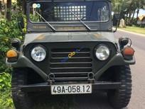 Bán xe Jeep A2 đời 1980, xe nhập