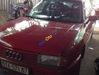 Bán Audi 80 năm 1992, màu đỏ, nhập khẩu nguyên chiếc chính chủ