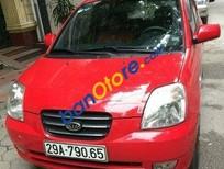 Cần bán Kia Morning AT đời 2009, màu đỏ, 278tr