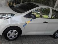 Cần bán xe Kia Morning 2015, màu trắng chính chủ, 285 triệu