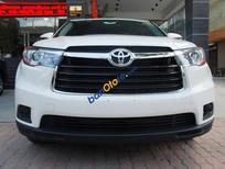 Tín Phát Auto bán ô tô Toyota Highlander LE đời 2016, màu trắng, xe nhập