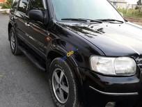 Bán Ford Escape 3.0 sản xuất 2002, màu đen còn mới