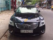 Bán Toyota Camry 2.4G đời 2011, màu đen, 860 triệu