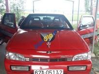 Cần bán lại xe Mitsubishi Starion MT đời 1990, màu đỏ, nhập khẩu nguyên chiếc