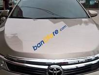 Bán xe cũ Toyota Camry 2.5Q đời 2015, màu vàng chính chủ