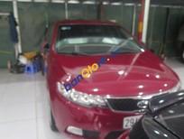 Bán Kia Cerato AT đời 2011, màu đỏ