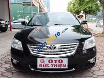 Cần bán Toyota Camry 3.5Q đời 2007, màu đen