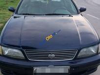 Bán xe Nissan Cefiro năm 1996, màu xanh lam nhập khẩu nguyên chiếc, giá 115tr