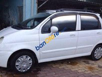 Bán ô tô Daewoo Matiz MT đời 2007, màu trắng, giá tốt