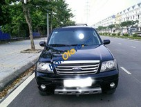 Cần bán xe Ford Escape đời 2007, màu đen