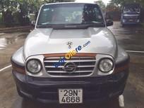 Bán xe Ssangyong Korando năm 2001, màu xám, nhập khẩu như mới, 180tr