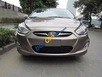 Bán Hyundai Accent đời 2012, màu nâu, 515 triệu