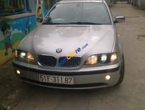 Bán BMW 3 Series 325i sản xuất 2004, màu bạc