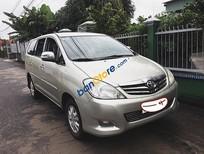 Bán Toyota Innova V sản xuất 2008, màu vàng, số tự động, giá chỉ 490 triệu