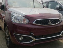 Bán xe Mitsubishi Mirage CVT, màu đỏ rượu vang, nhập khẩu chính hãng giá 480 tr. Liên Hệ : Đông Anh 0931911444