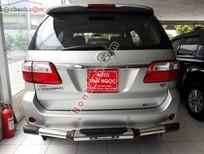 Cần bán lại xe Toyota Fortuner G sản xuất 2011, màu bạc, nhập khẩu