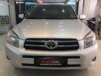 Cần bán gấp Toyota RAV4 đời 2007, màu bạc, xe nhập
