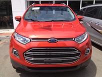 Cần bán Ford EcoSport Titanium 2016, màu đỏ