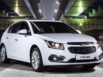 Cruze LTZ 1.8 phiên bản 2017 - Khuyến mãi khủng - Chevrolet Cần Thơ