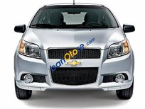 Cần bán xe Chevrolet Aveo LT năm 2016, màu bạc