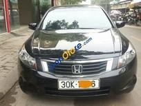 Bán Honda Accord đời 2008, màu đen