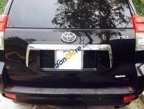 Cần bán xe Toyota Prado TXL đời 2010, đăng kí 2011, màu đen nhập từ Nhật