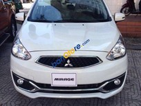 Cần bán Mitsubishi Mirage CVT 2016, nhập khẩu, giá chỉ từ 421tr