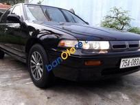 Cần bán xe Nissan Cefiro GTS-R đời 1996, màu đen, nhập khẩu số sàn
