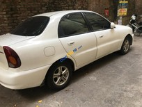Cần bán xe Daewoo Lanos SX đời 2001, màu trắng giá cạnh tranh