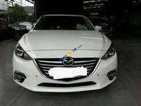 Cần bán lại xe Mazda 3 1.6AT 2016, màu trắng như mới, 725 triệu