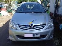 Bán xe cũ Toyota Innova J đời 2008, màu bạc, 356 triệu