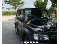 Bán xe Hyundai Galloper sản xuất 2003, màu đen, nhập khẩu nguyên chiếc, 165 triệu