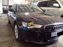 Bán Audi A6 đời 2011, màu đen, xe nhập