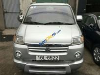 Cần bán gấp Suzuki APV đời 2007, màu bạc, giá 310tr