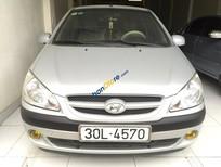 Cần bán xe Hyundai Click năm 2008, màu bạc, xe nhập, số tự động