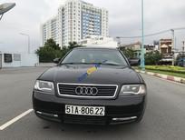 Bán Audi A6 đời 2002, màu đen, nhập khẩu chính hãng số tự động