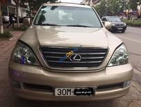 Bán ô tô Lexus GX470 sản xuất 2007, nhập khẩu liên hệ Hải 0944260995