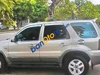 Bán Ford Escape đời 2008 số tự động