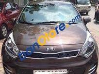 Bán xe cũ Kia Rio AT đời 2014, màu nâu số tự động