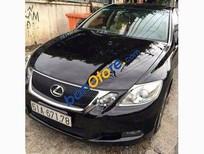 Bán ô tô Lexus GS AT đời 2008, màu đen, nhập khẩu chính hãng chính chủ