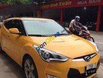 Bán Toyota Yaris AT sản xuất 2014, màu vàng số tự động