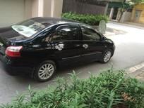 Cần bán xe Toyota Vios E 2010, màu đen, giá chỉ 360 triệu