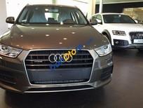 Bán Audi Q3 2.0T 2016, màu nâu, nhập khẩu chính hãng