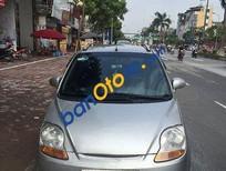 Bán xe cũ Chevrolet Spark LT đời 2009, màu bạc số sàn, 159 triệu
