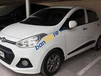Bán Hyundai i10 đời 2014, màu trắng, giá tốt