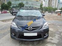 Bán ô tô Mazda 5 2.0 2009, màu đen, giá tốt