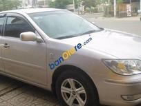 Cần bán xe cũ Toyota Camry 2.4G đời 2003 số sàn
